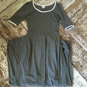 Lularoe Ana maxi dress